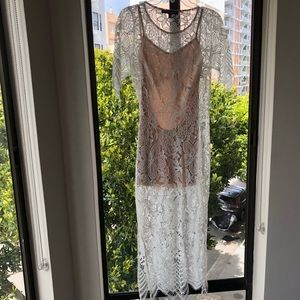 For Love And Lemons Dresses - For Love and Lemons Luna Midi Dress